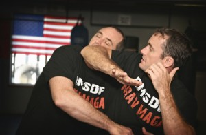 Krav Maga Bear Hug Defense